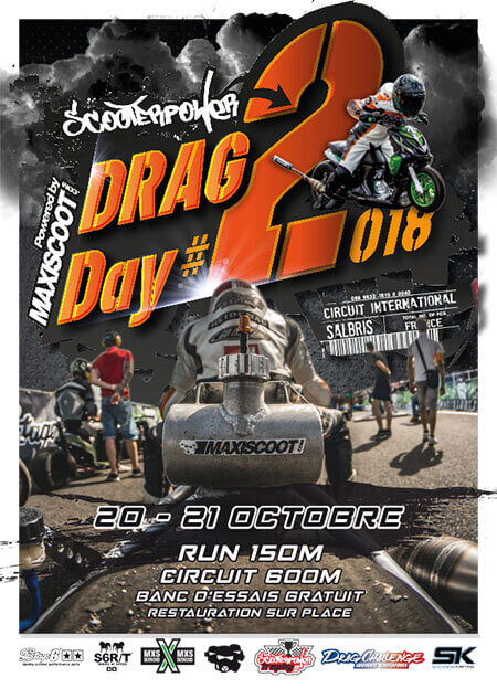 dragday2 scooterpower